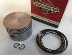 NOS Genuine Briggs & Stratton OEM Piston Kit 391651
